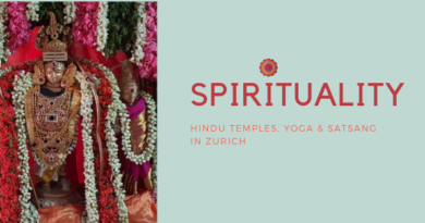 Hindu Temples in Zurich