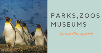 Parks, Zoos, Museums in Zurich