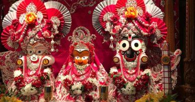 Krishna Janmashtami – 12.Aug.2020